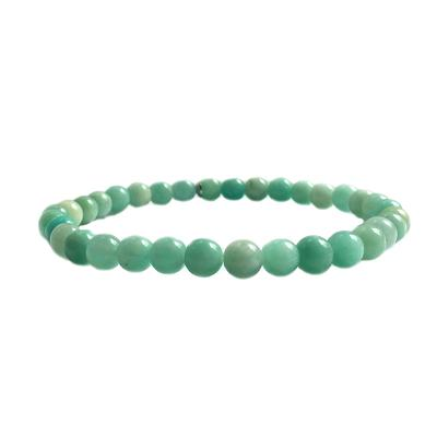 6mm Amazonite Stretch Bracelet