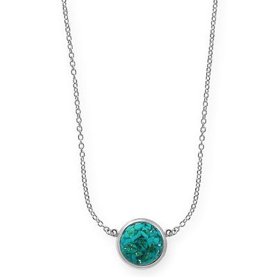 Boma Sterling Silver & Recycled Turquoise Necklace