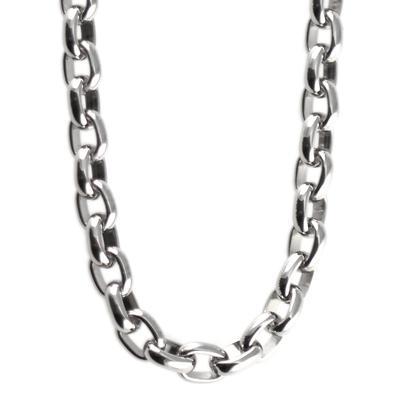 Inox Fancy Smooth Rolo Chain