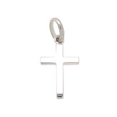 Boma Sterling Silver Simple Cross