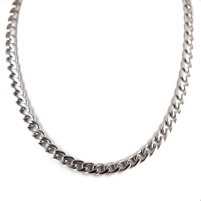 Inox Stainless Steel Curb Chain