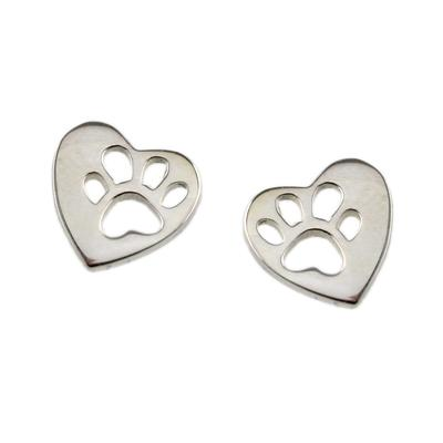 Mimi & Marge Sterling Silver Bawa Studs