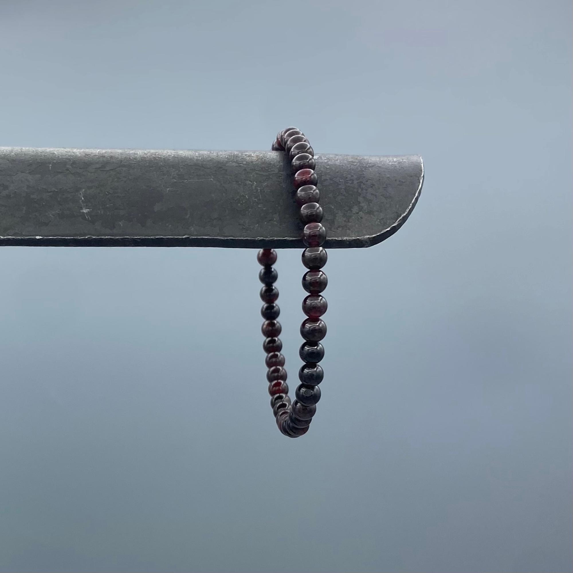 Power Mini Garnet Bracelet - Inspiration