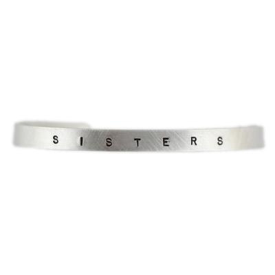 Kelley Reese Sterling Silver Sisters Cuff