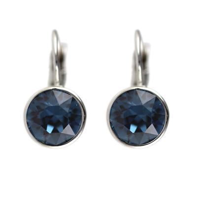 Roberto Martinez Montana Swarovski Crystal Earrings