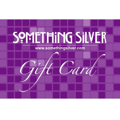 Something Silver Gift Card