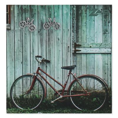 Silver Metal Bicycle Studs