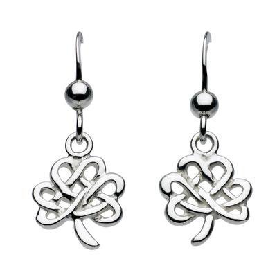 Kit Heath Sterling Silver Celtic Tree Of Life Earrings
