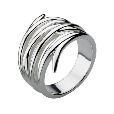 Kit Heath Sterling Silver Helix Ring