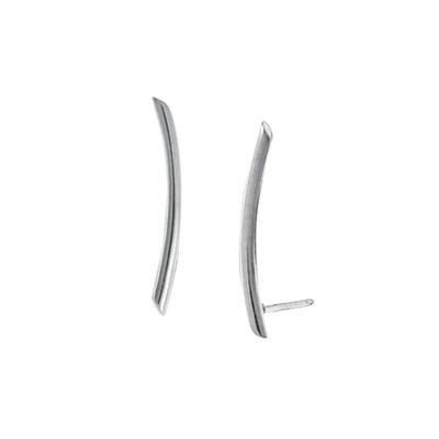 Boma Sterling Silver Linear Ear Climber