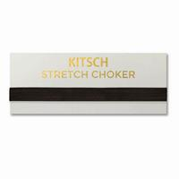 Kitsch Basic Black Choker