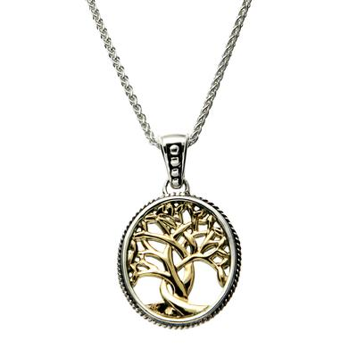Keith Jack Tree Of Life Necklace