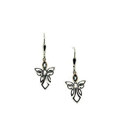 Keith Jack Guardian Angel Earrings