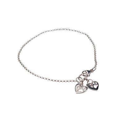 Mimi & Marge Sterling Silver Bawa Bracelet