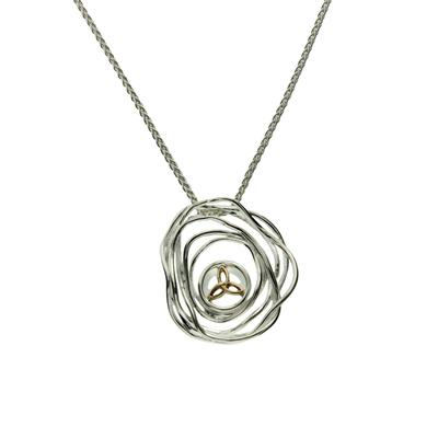 Keith Jack Cradle Of Life Necklace