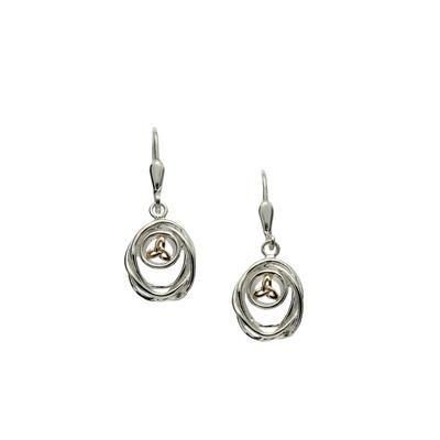 Keith Jack Cradle Of Life Earrings