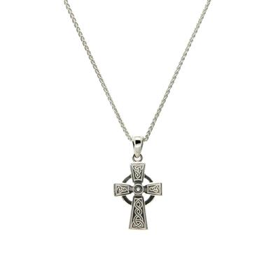 Keith Jack Celtic Cross Necklace