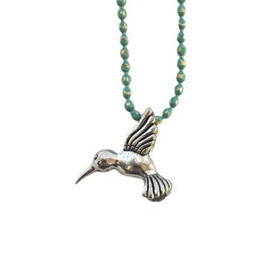 Clara Beau Hummingbird Necklace