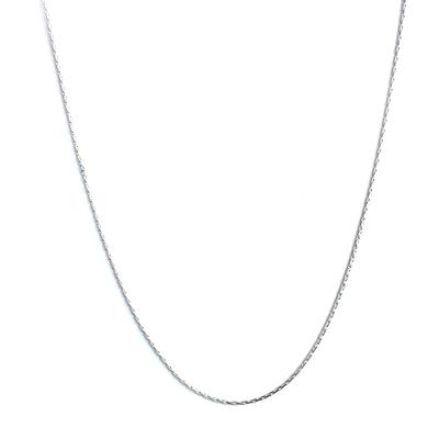 Simple Sterling Silver Choker