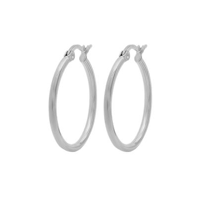 Stainless Steel 25mm Hoops