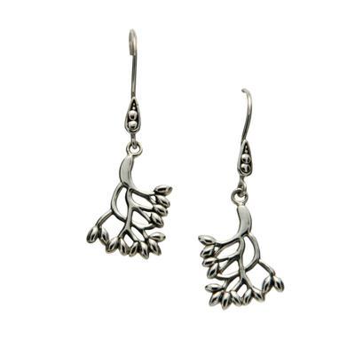 Keith Jack Small Tree Of Life Earrings