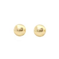 5mm Gold Ball Studs