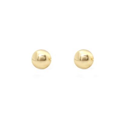 3mm Gold Ball Studs