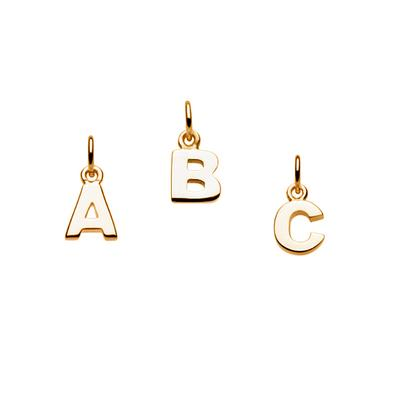 Kit Heath Gold Vermeil Initial Charms